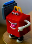 Mac happy meal toy,past happy meal toys