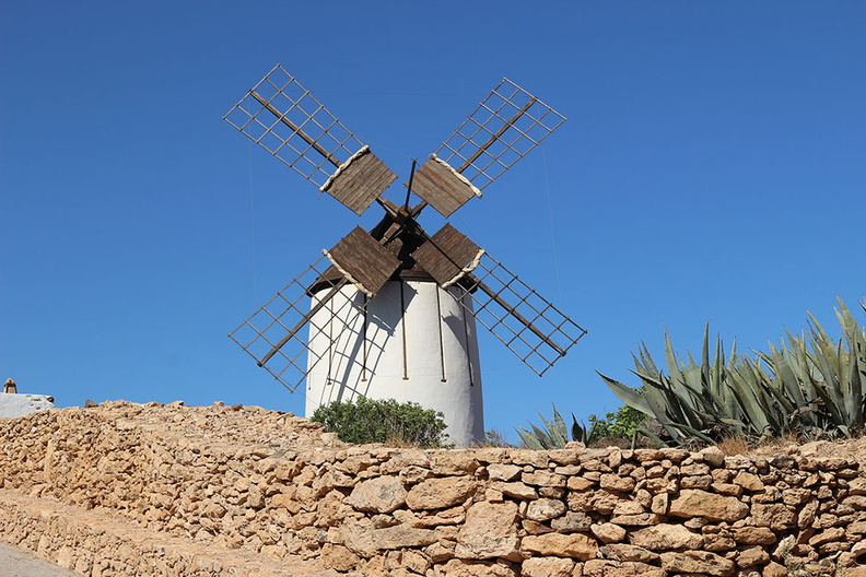 Beautiful windmill