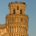 Picture of leaning tower of Pisa Italy