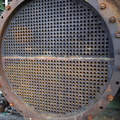 Fixed tubesheet heat exchanger