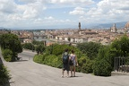 Tourist attraction in Florence Italy