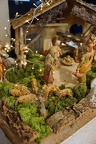 Christmas nativity figures