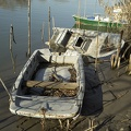 Old used boats