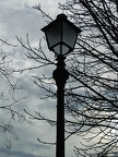 Street lamp old