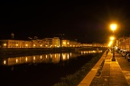 Night Pisa