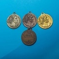 Youth sports medals